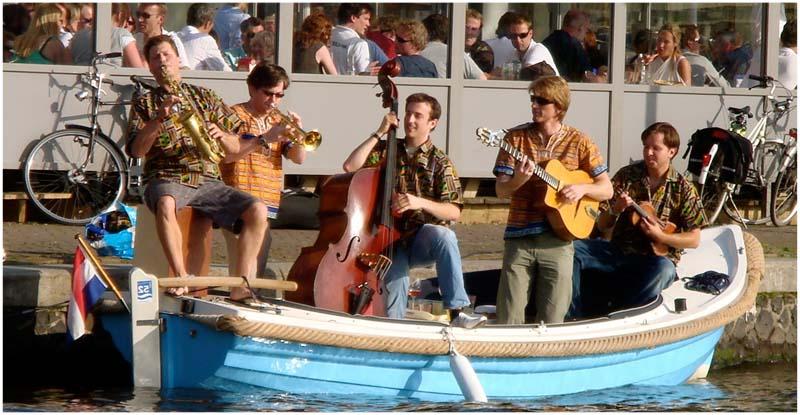 Amsterdam Boats sloep verhuur
