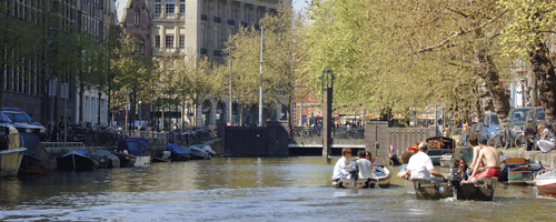 Amsterdam Boot Huren .nl
